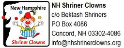 NH SHRINER CLOWNS